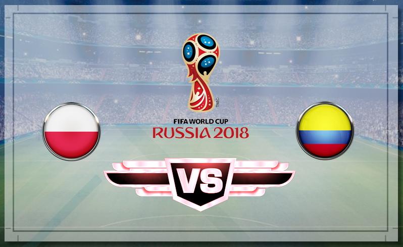 Матч Польша - Колумбия 24июня 2018— прогнозы наматч, подробности
