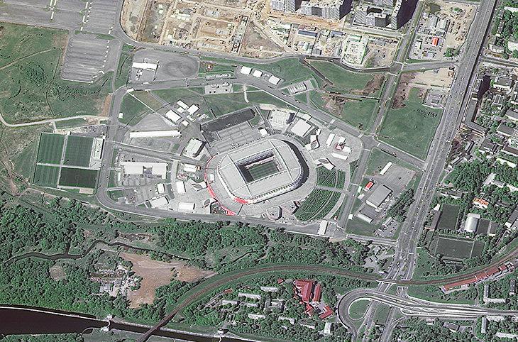 Стадион «Спартак», Москва