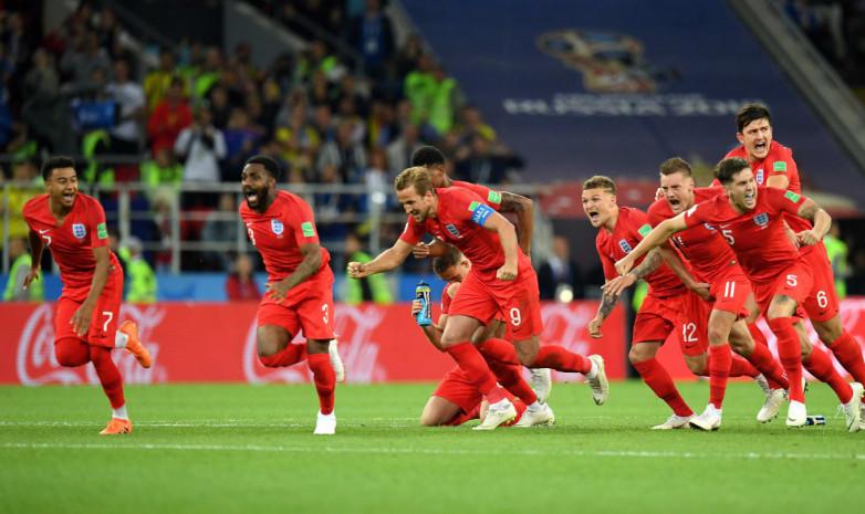 Сборная Англии по футболу: состав