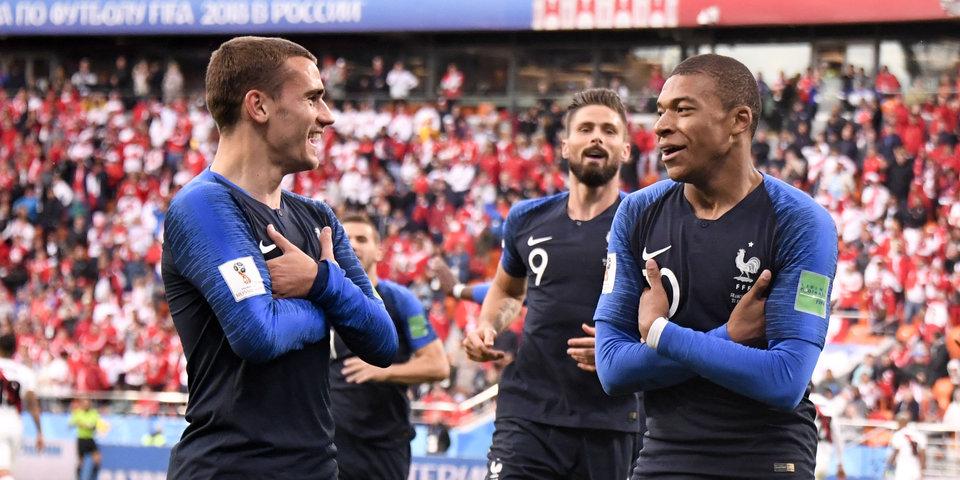 Финал ЧМ-2018 Франция - Хорватия 15 июля - прогноз на матч, статистика команд