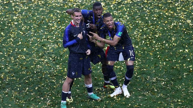 Финал ЧМ-2018 матч Франция - Хорватия 15 июля: обзор, результат и видео голов