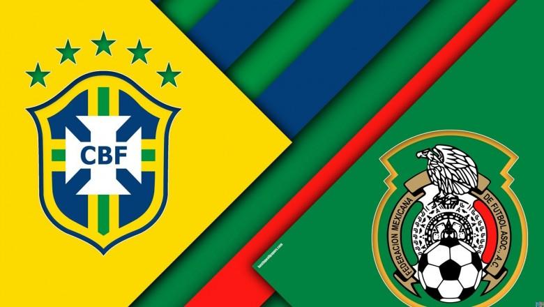 Матч 1/8 финала Бразилия - Мексика 2 июля 2018— прогнозы наматч, подробности