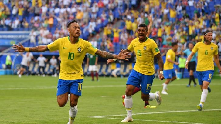Матч 1/4 финала Бразилия - Бельгия 6 июля 2018— прогнозы наматч, подробности